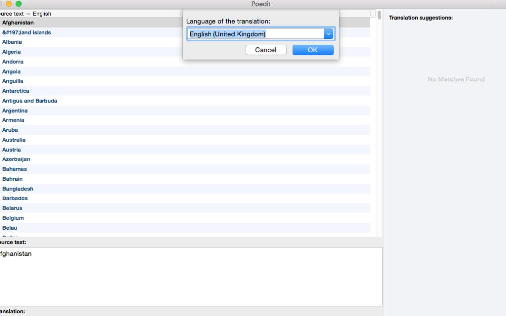 woocommerce language file